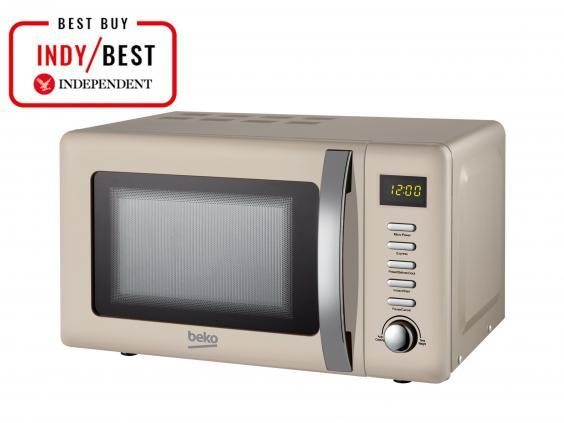 Microwaves do more than just reheat leftovers or cook ready-meals, they're essential in any kitchen (The Independent)