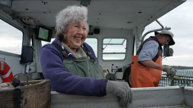 Maine's oldest lobster trapper has no plans to retire at 101