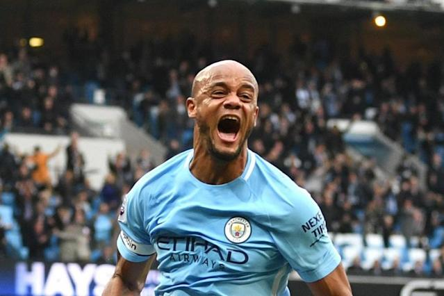 Manchester City's Vincent Kompany thanks West Brom for Premier League title helping hand vs Manchester United