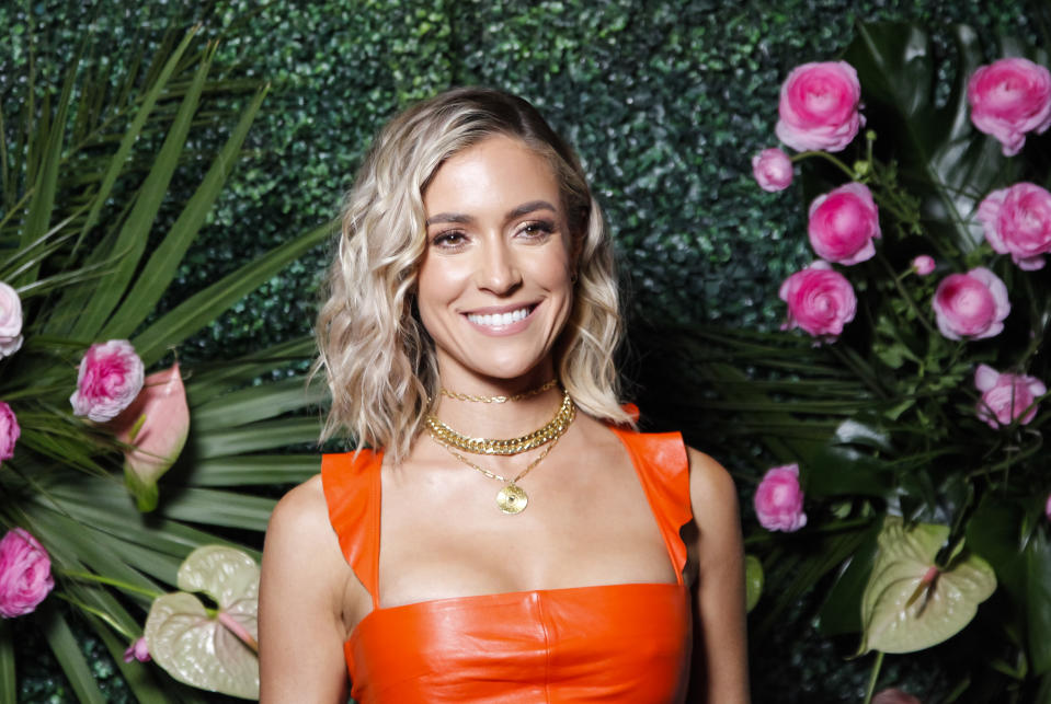 Kristin Cavallari is no longer dating Jeff Dye, says she's single and hopes to get married again one day.