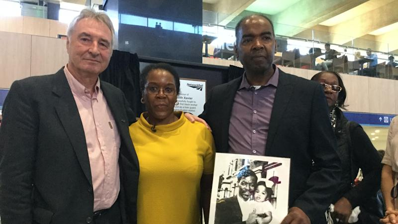 RMT marks anniversary of breaking of the colour bar at Euston station