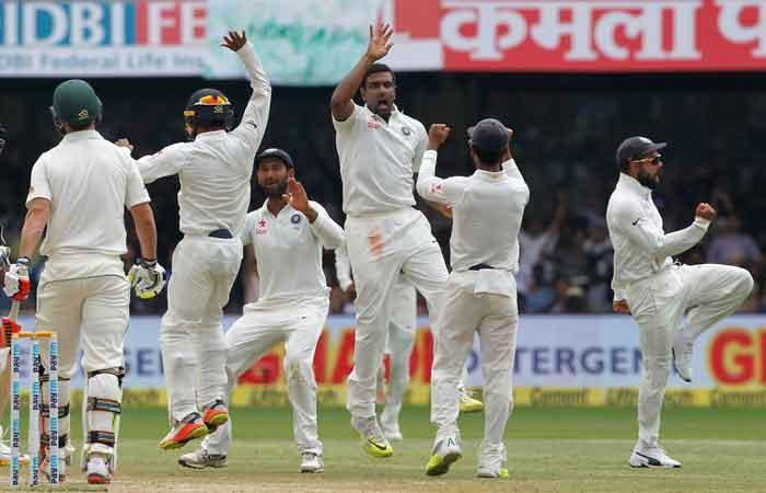 Bengaluru Test: India won by 75 runs