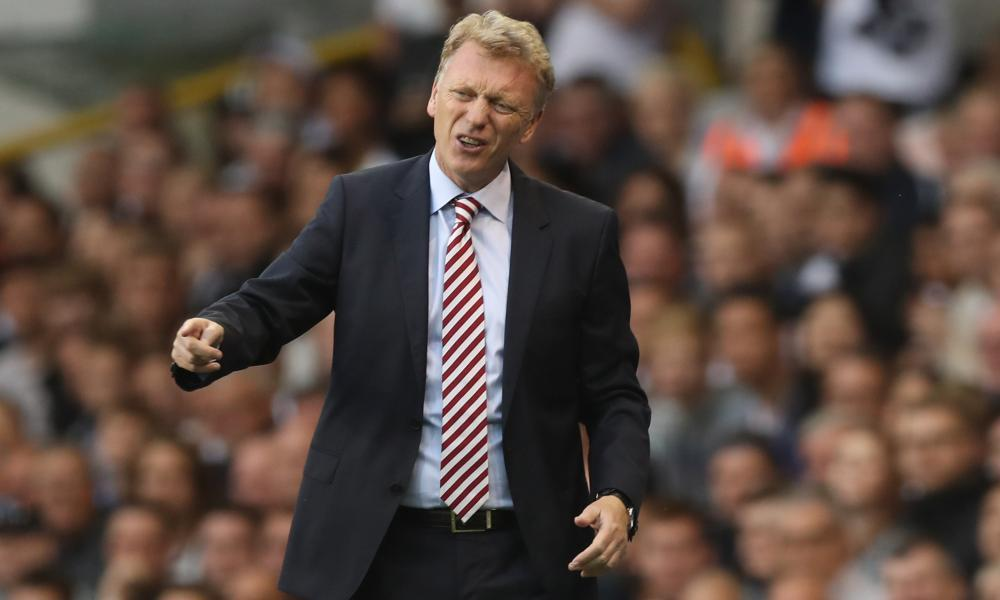 David Moyes needs to rediscover his fire after falling short at Sunderland