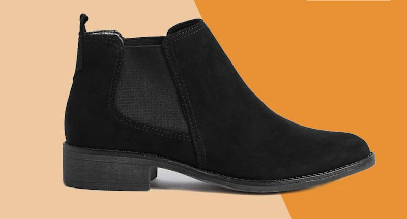 M&S' top-rated heeled ankle boots are tipped to be the autumn wardrobe must-have. (M&S)