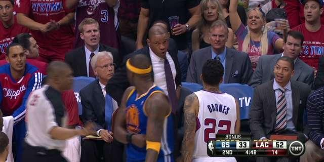 Clippers' Game 2 rout of Warriors only intensifies heated rivalry