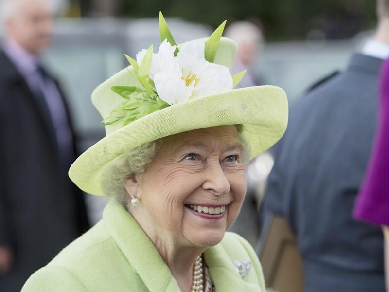 Queen Elizabeth II visiting Northern Ireland in 2016 to mark her 90th birthday: PA Archive/PA Images