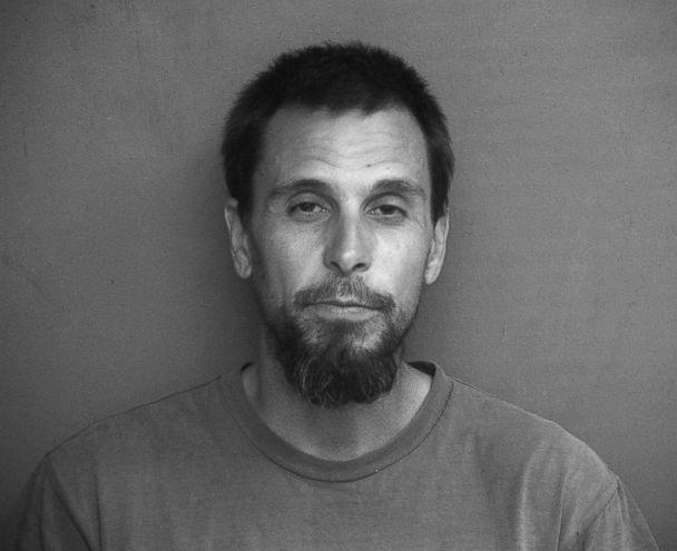 PHOTO: Matthew Brill was arrested for allegedly giving his 15-year-old son, David, marijuana to treat his seizures. (Twiggs County Sheriff's Office)