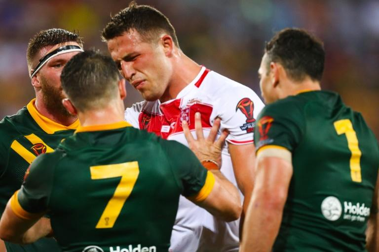 Police, NRL probe drugs, violence claims against England ace Burgess