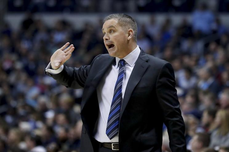 Butler's Chris Holtmann is the new favorite to land the Ohio State job. (AP)