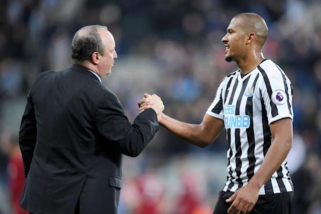 Rondón também interessa ao Yifang, novo time de Benítez (Laurence Griffiths/Getty Images)