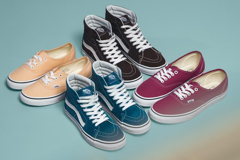 85aa9c017391 Vans Launches Genderless Color Theory Collection That Celebrates Inclusivity