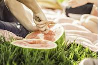 """<p>Food just tastes better when you enjoy it outdoors. </p><p><strong>RELATED:</strong> <a href=""""https://www.countryliving.com/food-drinks/g783/picnic-recipes-0609/"""" rel=""""nofollow noopener"""" target=""""_blank"""" data-ylk=""""slk:88 Delightful Picnic Food Ideas"""" class=""""link rapid-noclick-resp"""">88 Delightful Picnic Food Ideas</a>.</p>"""