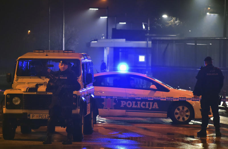 The U.S. Embassy In Montenegro Has Been Attacked With Explosives