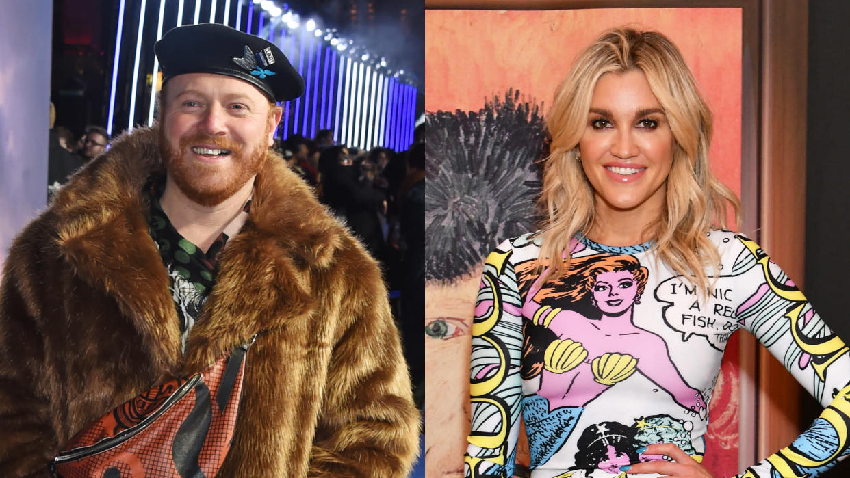 Keith Lemon and Ashley Roberts will front 'The Real Dirty Dancing'. (David M. Benett/WireImage/Getty Images for Fever)