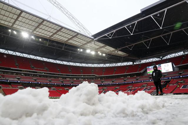 Tottenham vs Rochdale, FA Cup team news and starting line-ups at Wembley