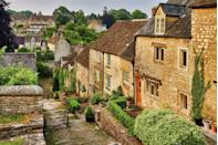 "<p><strong>Walking distance: 10 miles</strong></p><p>Tetbury is an idyllic historic wool town that's known for its architectural gems, with many wool merchants' houses remaining the same as they were in the 16th and 17th centuries. </p><p>This scenic walk will take you from Tetbury to the National Arboretum at Westonbirt, which boasts 15,000 trees, passing by Prince Charles' Highgrove House along the way. Book in advance to visit the arboretum. See the map and route of the Cotswolds walk at <a href=""https://www.walkingbritain.co.uk/walk-1337-description"" rel=""nofollow noopener"" target=""_blank"" data-ylk=""slk:walkingbritain.co.uk"" class=""link rapid-noclick-resp"">walkingbritain.co.uk</a>.</p><p><strong>Where to stay: </strong>Treat yourself to a night at the luxurious<a href=""https://www.countrylivingholidays.com/offers/cotswolds-tetbury-calcot-spa-hotel"" rel=""nofollow noopener"" target=""_blank"" data-ylk=""slk:Calcot & Spa"" class=""link rapid-noclick-resp""> Calcot & Spa </a>- a tranquil haven set in 220 acres of verdant countryside in Tetbury. Everything is second-to-none, including the facilities, which range from a high-end spa to tennis courts.</p><p><a href=""https://www.countrylivingholidays.com/offers/cotswolds-tetbury-calcot-spa-hotel"" rel=""nofollow noopener"" target=""_blank"" data-ylk=""slk:Read our hotel review of Calcot"" class=""link rapid-noclick-resp"">Read our hotel review of Calcot</a></p><p><a class=""link rapid-noclick-resp"" href=""https://go.redirectingat.com?id=127X1599956&url=https%3A%2F%2Fwww.booking.com%2Fhotel%2Fgb%2Fcalcot-manor.en-gb.html%3Faid%3D2070935&sref=https%3A%2F%2Fwww.countryliving.com%2Fuk%2Ftravel-ideas%2Fstaycation-uk%2Fg34427860%2Fcotswold-walks%2F"" rel=""nofollow noopener"" target=""_blank"" data-ylk=""slk:CHECK PRICES"">CHECK PRICES</a></p>"
