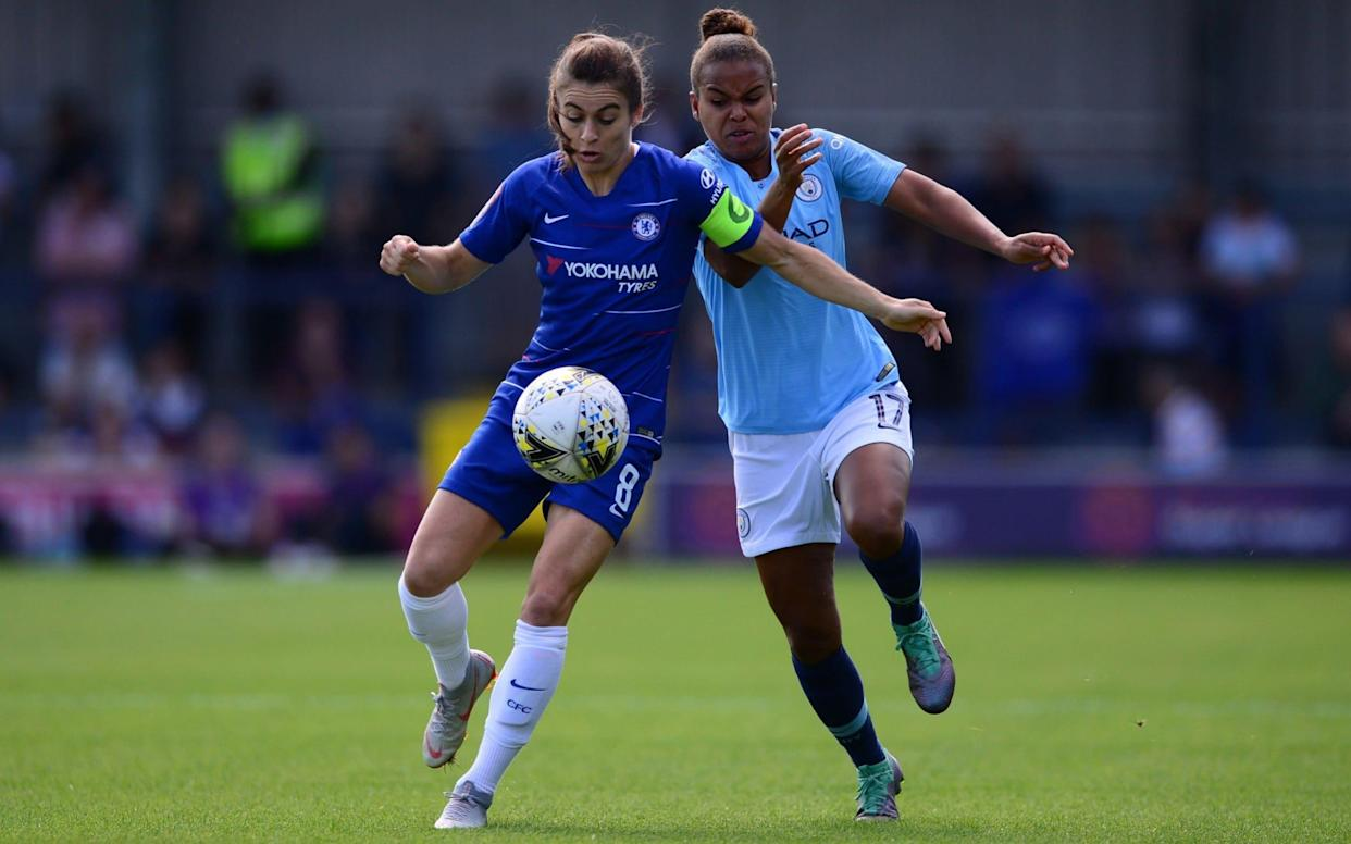 Case for the defence is overwhelming aschampions Chelsea and runners-up cancel each other out inFA Women's Super League opener