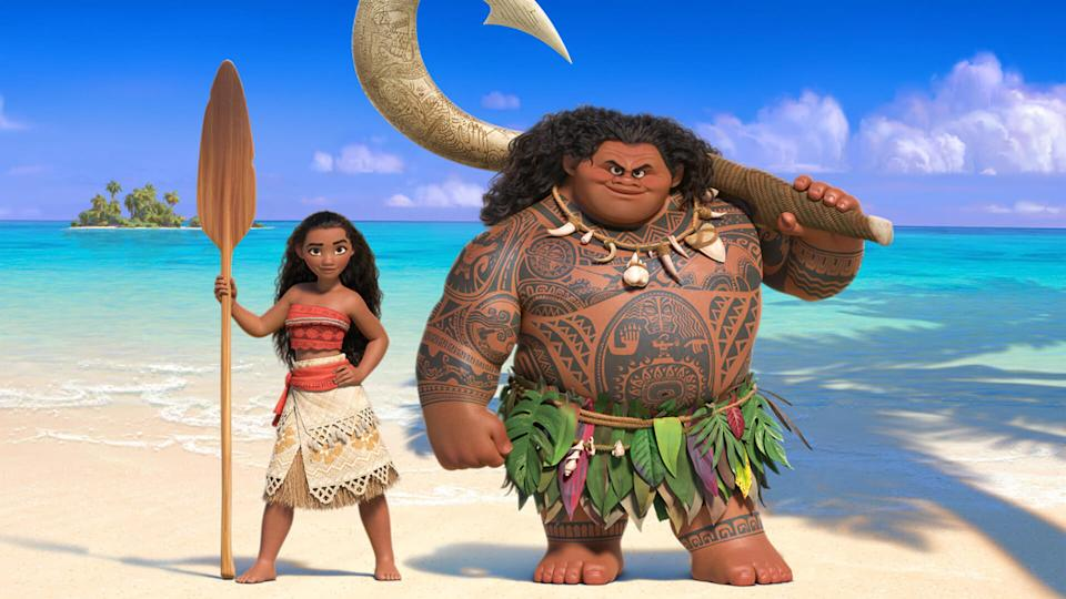 Moana Disney movie