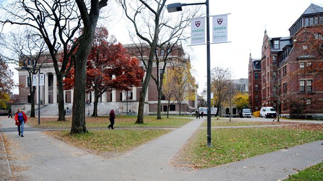Parents Sue After Sons Don't Get Into Harvard