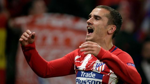 The French striker scored twice as Atletico Madrid defeated Marseille to win the Europa League, and has his eyes on more honours