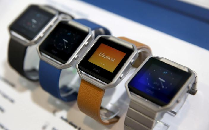 Patients were motivated to be active, but the Fitbit also revealed when patients did not reach the recommended 10,000 daily steps, making many feel guilty - Steve Marcus/Reuters