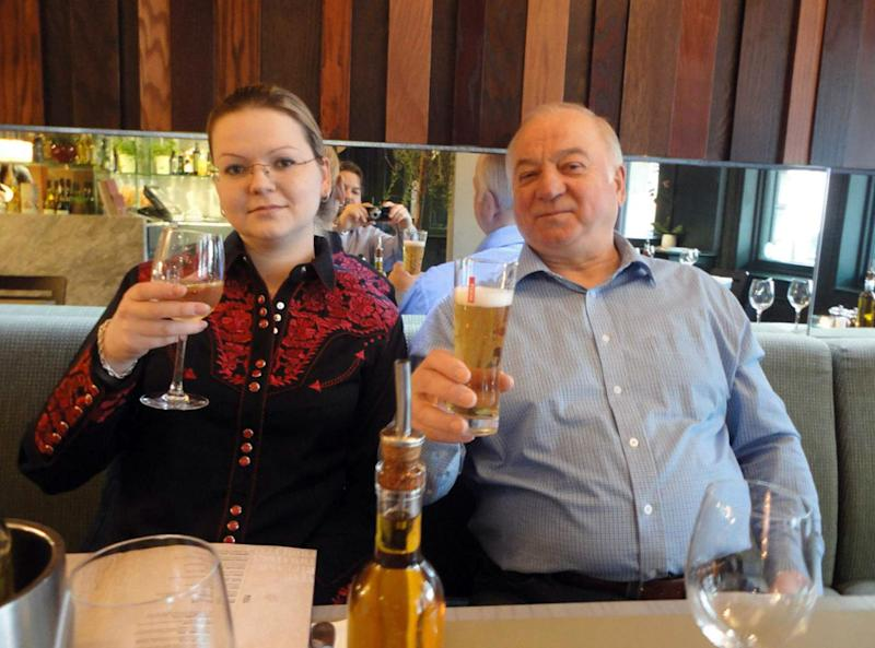 Russian spy: Skripal asked Putin if he could return home