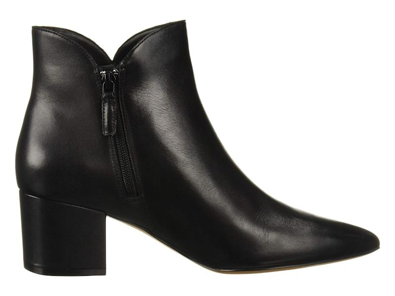 Consider this pair the Little Black Dress of fall ankle boots. (Photo: Zappos)