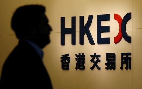 HKEX - Credit: Bobby Yip/REUTERS