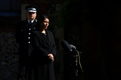 The reports about the suspect's time in prison will again raise questions for Home Secretary Priti Patel about the early release of offenders after two previous terror attacks in the past year