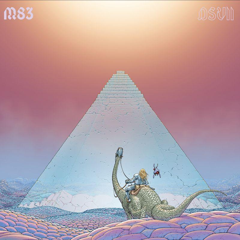 M83 DSVII Album Cover Art M83 releases new ambient collection DSVII: Stream