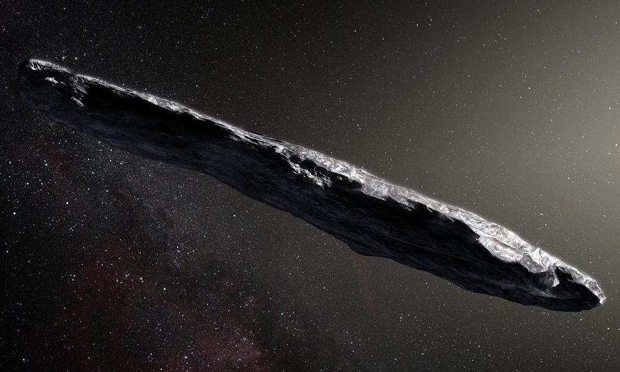 Is 'Oumuamua an alien spacecraft? Initial scans show no signs of technology