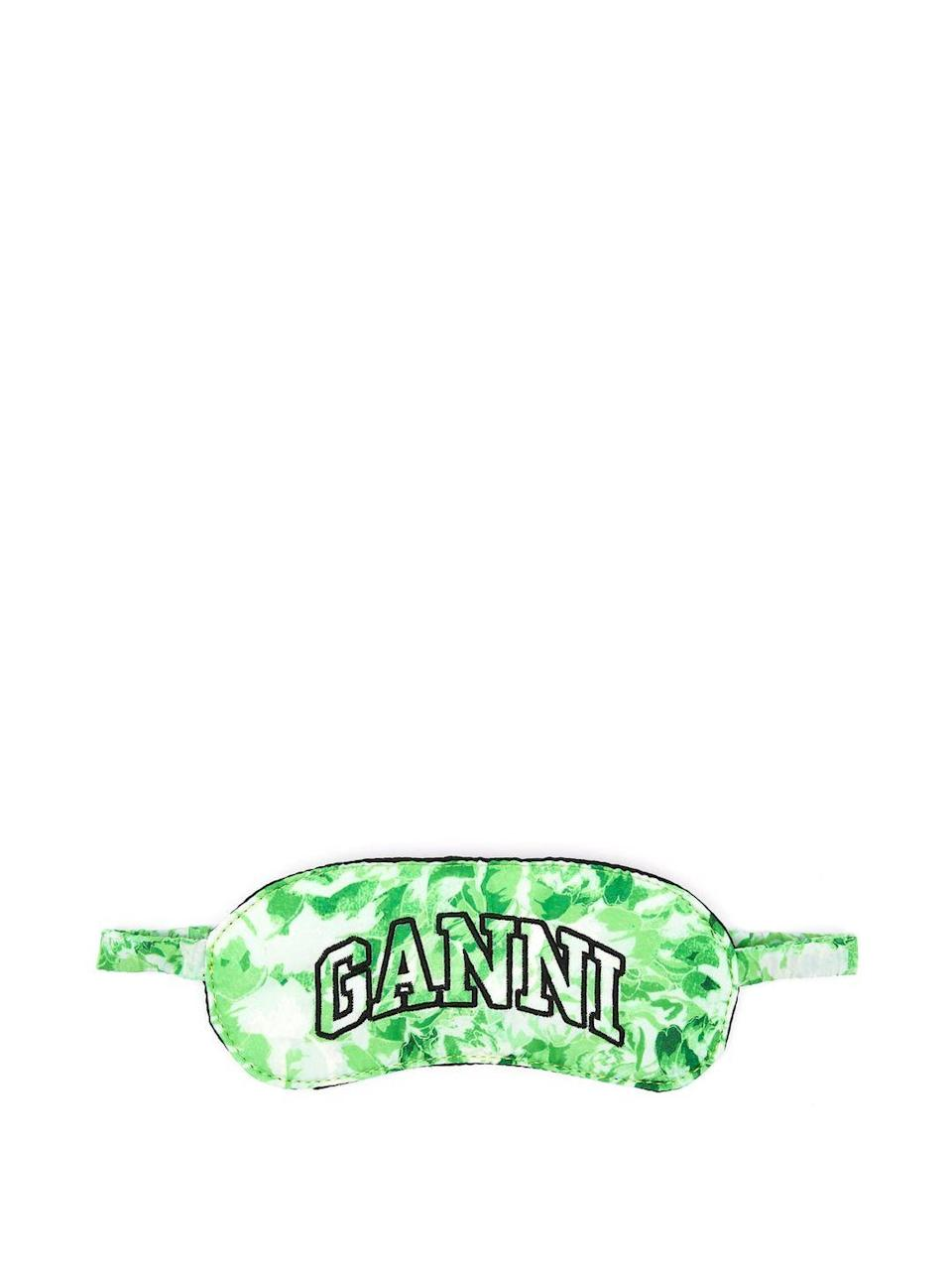"""<p>Ganni</p><p>Was £40.00</p><p>Now £24.00</p><p><a class=""""link rapid-noclick-resp"""" href=""""https://go.redirectingat.com?id=127X1599956&url=https%3A%2F%2Fwww.matchesfashion.com%2Fproducts%2FGanni-Logo-embroidered-recycled-fibre-eye-mask-1401027&sref=https%3A%2F%2Fwww.elle.com%2Fuk%2Ffashion%2Fwhat-to-wear%2Fg36616066%2Fmatches-fashion-sale%2F"""" rel=""""nofollow noopener"""" target=""""_blank"""" data-ylk=""""slk:SHOP NOW"""">SHOP NOW</a></p><p>Sleep tight with Ganni.</p>"""