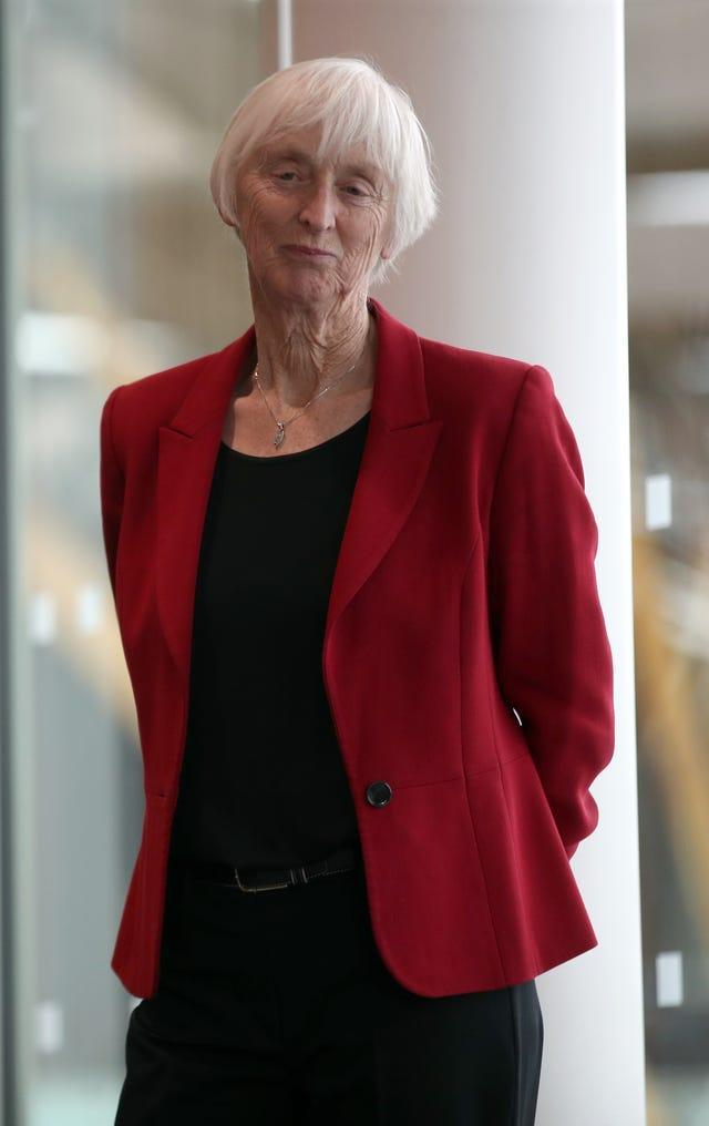 Baroness Sue Campbell hopes the Euros in England can work wonders for women's and girls' participation
