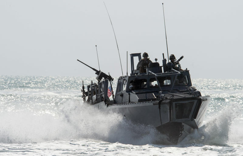 LEAKED REPORT: Iran Says Top ISIS Commander Was Aboard Captured U.S. Navy Boats Ee6d383c4589e7038d0f6a706700eb81