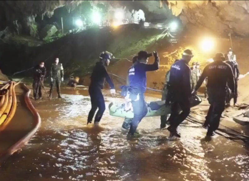 The Thai Soccer Team Cave Rescue Will Be the Subject of Two New Movies!