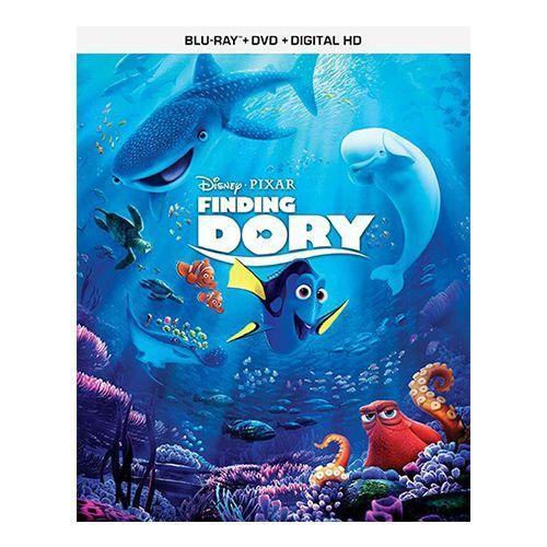 """<p><strong><em>Finding Dory Movie, $20</em></strong> <a class=""""link rapid-noclick-resp"""" href=""""https://www.amazon.com/Finding-Dory-Combo-Digital-Blu-ray/dp/B01FJ4UGF0?tag=syn-yahoo-20&ascsubtag=%5Bartid%7C10050.g.35033504%5Bsrc%7Cyahoo-us"""" rel=""""nofollow noopener"""" target=""""_blank"""" data-ylk=""""slk:BUY NOW"""">BUY NOW</a></p><p>It's mind-boggling to think that iconic Pixar film <em>Finding Nemo</em> opened in theaters almost 14 years ago. A sequel long in the making, <em><a href=""""https://www.bestproducts.com/parenting/kids/g1558/finding-dory-toys-accessories/"""" rel=""""nofollow noopener"""" target=""""_blank"""" data-ylk=""""slk:Finding Dory"""" class=""""link rapid-noclick-resp"""">Finding Dory</a> </em>tells the tale of the friendly but forgetful blue tang fish who begins a search for her long-lost parents and learns the real meaning of family along the way.</p>"""