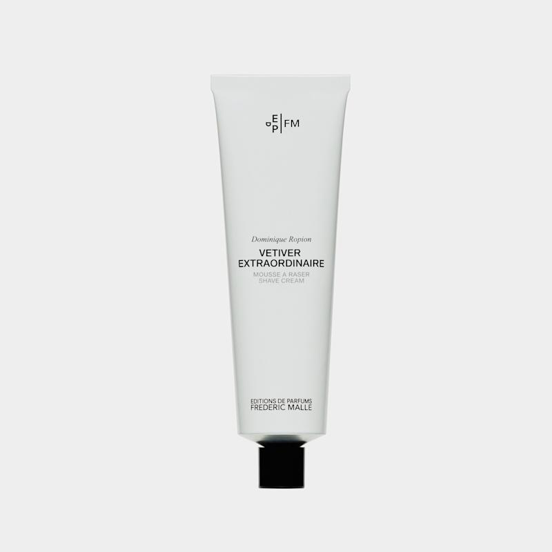 Frederic Malle Vétiver Extraordinaire Shave Cream, $80 Buy it now