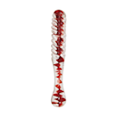 """The ridges on this cool-looking red-swirled dildo provide extra stimulation at the vaginal opening and the G-spot, says sexologist Marla Renee Stewart, MA, sexpert for <a href=""""https://cna.st/affiliate-link/xXAuEUCDmnf5hMs8gutP3bfR6LN2aUsvPkqApndWsMth1ihTzgyYjBj9zqgR65ioDyehnNjG?cid=6117fa9991f2509b28417c3b"""" rel=""""nofollow noopener"""" target=""""_blank"""" data-ylk=""""slk:Lovers"""" class=""""link rapid-noclick-resp"""">Lovers</a>. """"The handle is fantastic for holding, particularly because a lot of glass dildos don't have handles for hand-holding,"""" she says. The handle also makes it safe for anal penetration. $20, Adam & Eve. <a href=""""https://www.adameve.com/adult-sex-toys/dildo-sex-toys/glass-dildos/sp-eves-sweetheart-swirl-glass-dildo-108012.aspx"""" rel=""""nofollow noopener"""" target=""""_blank"""" data-ylk=""""slk:Get it now!"""" class=""""link rapid-noclick-resp"""">Get it now!</a>"""
