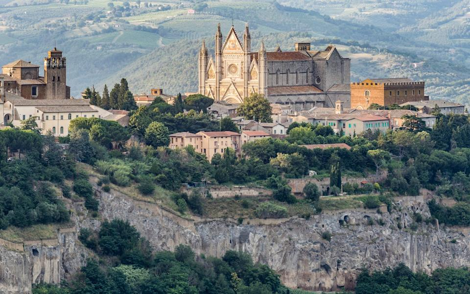 Orvieto  - Getty