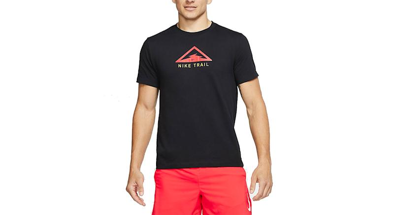 Men's Trail Running T-Shirt Nike Dri-FIT Trail