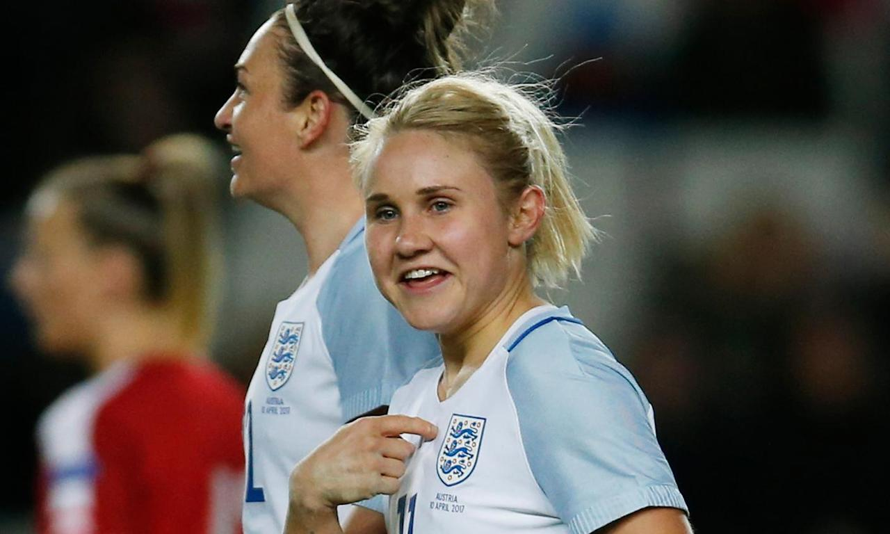 England Women stroll past Austria in final home warm-up for Euro campaign