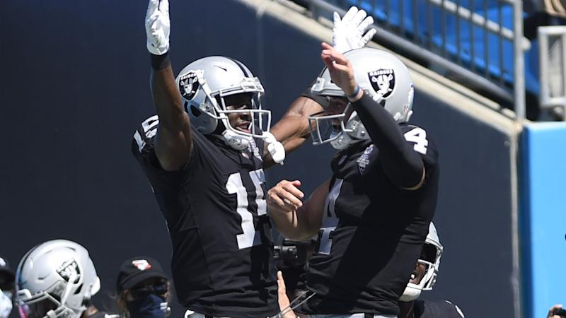 Raiders report card: Grading Derek Carr, others through first five games