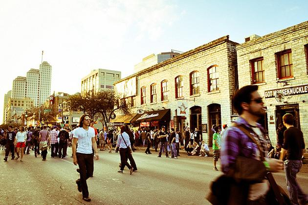 "Austinj, the ""live music capital of the world."" (Photo: Dave_B_/Flickr)"
