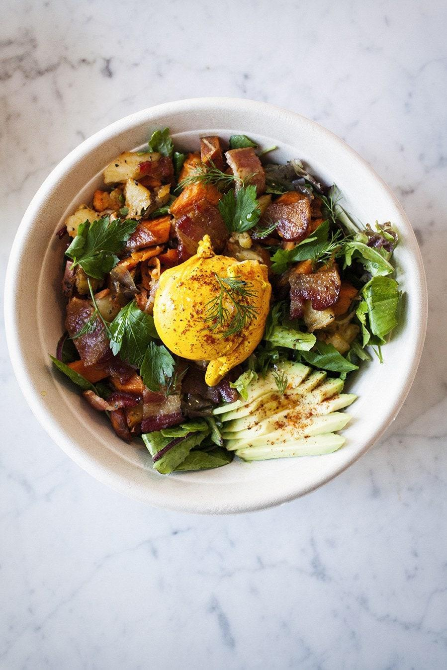 """<a href=""""https://www.bonappetit.com/recipe/breakfast-bowl-with-sweet-potatoes-and-turmeric-egg?mbid=synd_yahoo_rss"""" rel=""""nofollow noopener"""" target=""""_blank"""" data-ylk=""""slk:See recipe."""" class=""""link rapid-noclick-resp"""">See recipe.</a>"""