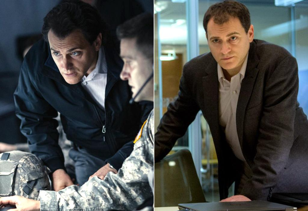 <p>The chameleonic actor seems to be everywhere these days. Two of his 2016 highlights: His role as a CIA operative in 'Arrival' (left), and as the corrupt former colleague and current rival of Jessica Chastain's cutthroat lobbyist in gun-control drama 'Miss Sloane' (right). (Photo: Paramount/EuropaCorp) </p>