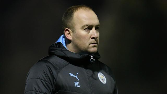 Manchester City Women will lose their highly rated boss Nick Cushing when he moves to MLS side New York City FC next month.