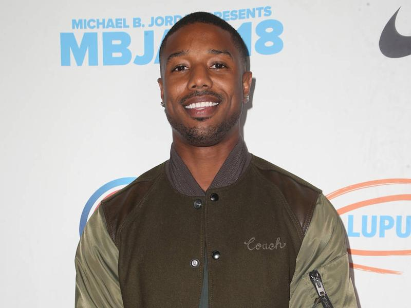 60b964afe40b0e Michael B. Jordan unveils Creed II collection with Nike