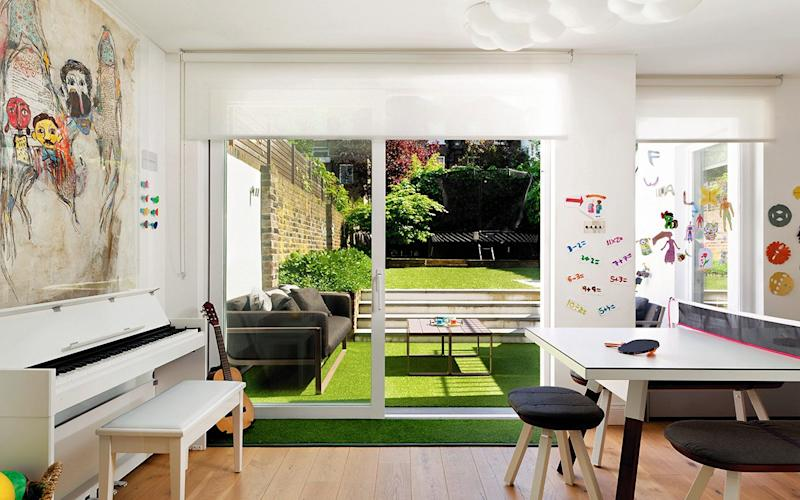 Finding your under-utilised spaces will make for a happier home - Richard Gooding