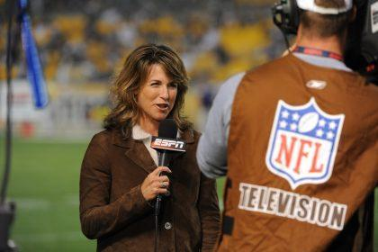 Suzy Kolber. (Getty Images)