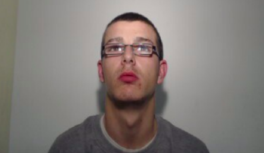Jamie Chadwick has been jailed for life for murdering a one-year-old girl. (Greater Manchester Police)